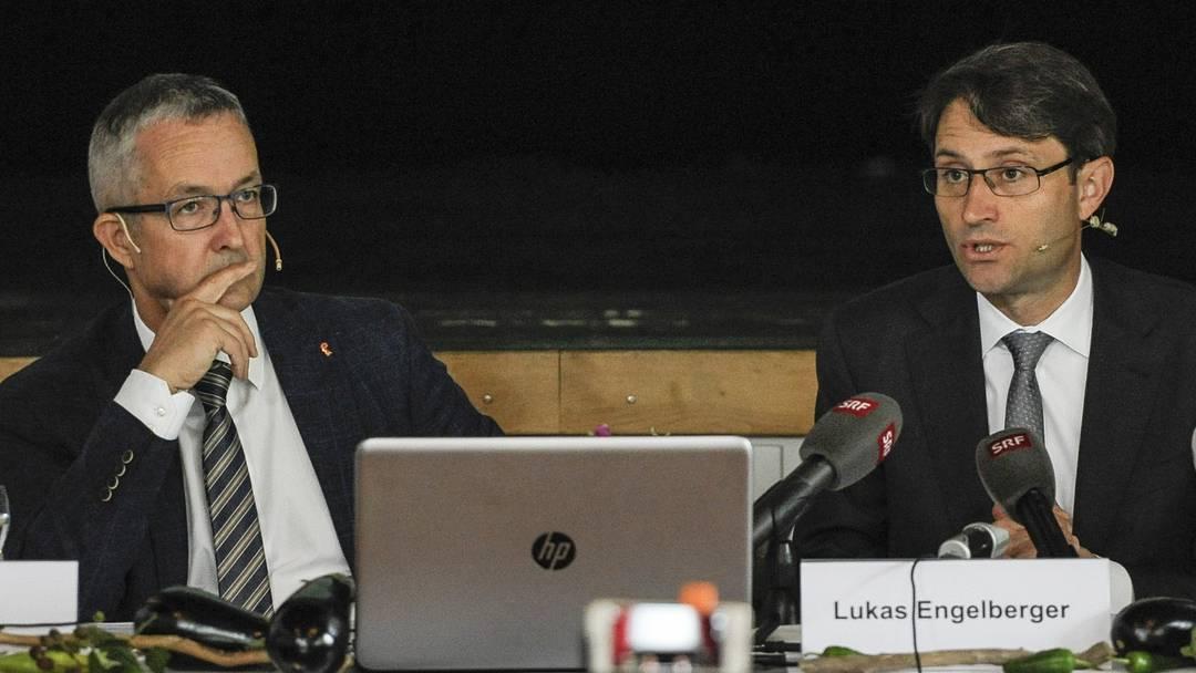 Doppelinterview mit den Regierungsräten Thomas Weber und Lukas Engelberger