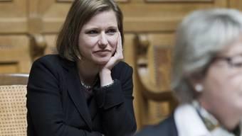 Laut der Aussenpolitische Kommission (APK) des Nationalrats hat Christa Markwalder das Kommissionsgeheimnis nicht verletzt.