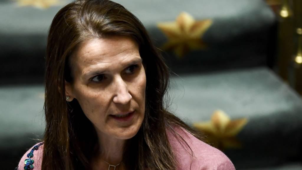 Corona-Fall in belgischer Regierung: Aussenministerin Wilmès positiv