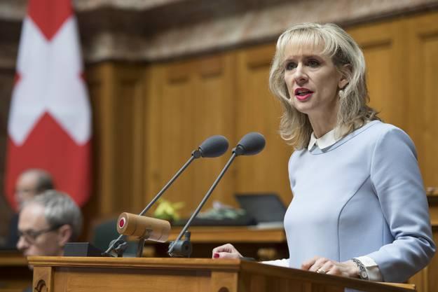 Priska Seiler Graf, Co-Präsidentin der SP Zürich und Nationalrätin: «Wir mussten feststellen, dass viele unserer Leute verunsichert sind, was die Haltung der SP zum Rahmenabkommen anbelangt.»