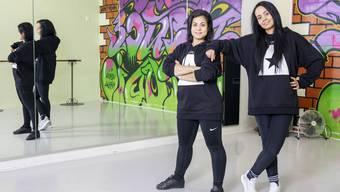 Für Morena Toma und Houefa Phillip ist ihr Tanzstudio an der Kirchstrasse 21 in Dietikon ein besonderer Ort.