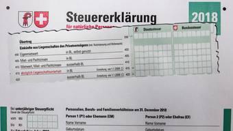Beim Eigenmietwert und Liegenschaftsunterhalt soll es bald Steuerrückerstattungen geben.