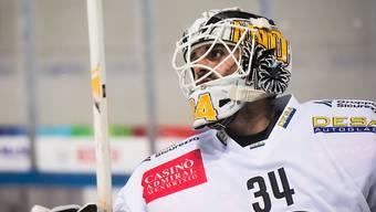 Luganos Torhüter Niklas Schlegel war auch im zweiten Saisonspiel nicht zu bezwingen