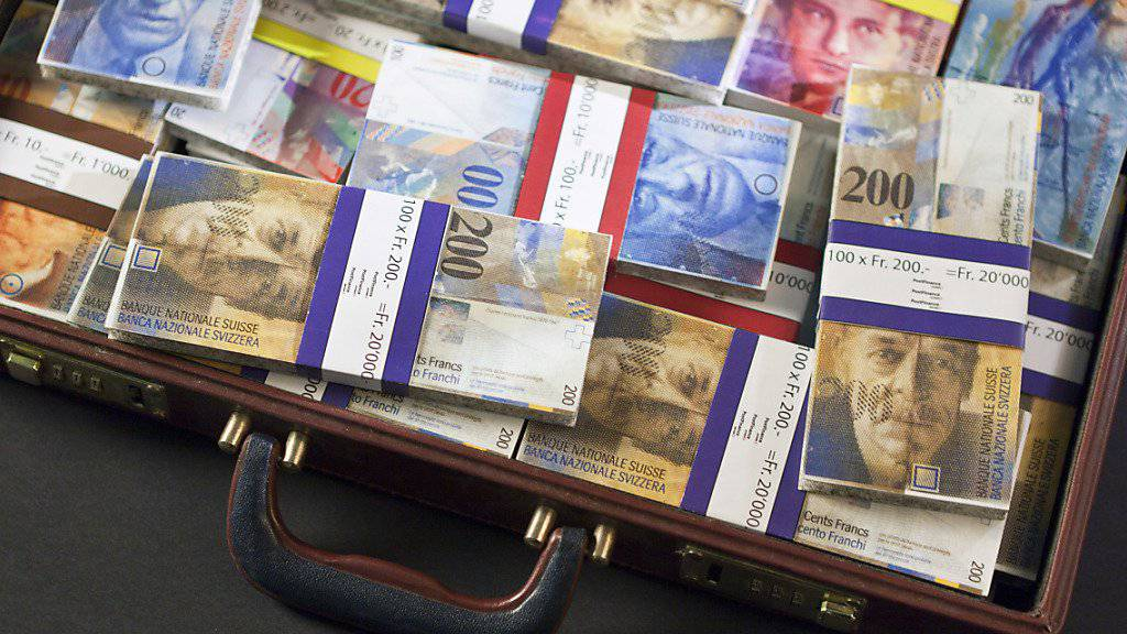 Der Nationalrat will das Bankgeheimnis im Inland in der Verfassung verankern und die Initiative «Ja zum Schutz der Privatsphäre» annehmen. (Symbolbild)