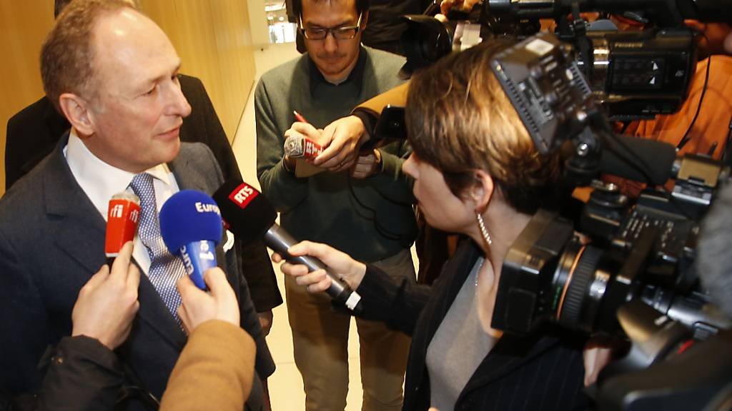 Berufungsverfahren gegen UBS in Frankreich für März 2021 angesetzt