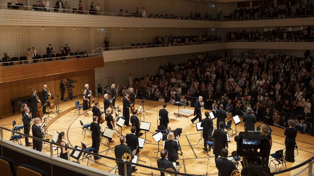 Lucerne Festival sagt auch Ersatzkonzerte für Frühjahrs-Festival ab