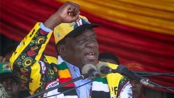 Das «Krokodil»: Simbabwes neu gewählter Präsident Emmerson Mnangagwa (75).
