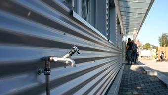 Die neue Asylunterkunft in Schlieren wurde im Herbst vergangenen Jahres eingeweiht.