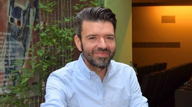 Stephan Filati ist Odeon-Betriebsleiter.