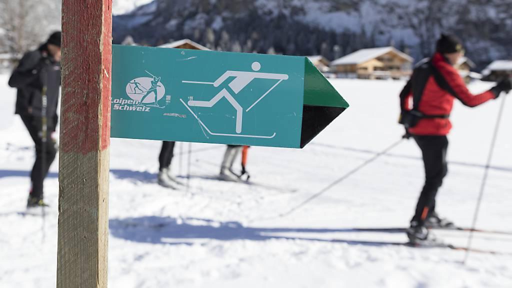 Luzern kriegt eine Langlaufloipe auf der Allmend