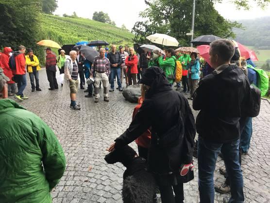 Was ist eigentlich die Chänzeli-Tour? Infos finden Sie unter www.baden.ch/chaenzeli