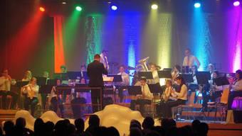 Jahreskonzert der Schlieremer Stadtjugendmusik