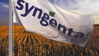 Die Löhne werden beim Agrarchemie-Konzern Syngenta um ein Prozent erhöht. 0.5 Prozentpunkte weniger als von der Arbeitnehmerseite gefordert. (Archiv)
