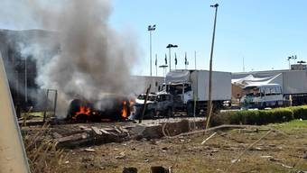 Anschlag auf Verteidigungsministerium im Jemen kostet 52 Menschen das Leben.