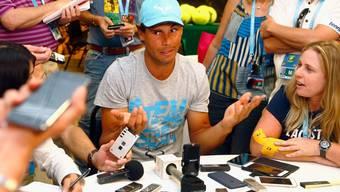 Rafael Nadal betont in Indian Wells, dass er sauber ist und das immer gewesen sei