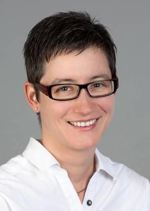 Dr. med. Evelin Bucheli Laffer, Oberärztin mbF, Leiterin SpitalhygieneKantonsspital Aarau