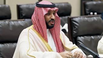 Der saudische Verteidigungsminister und Kronprinz Mohammed bin Salman.