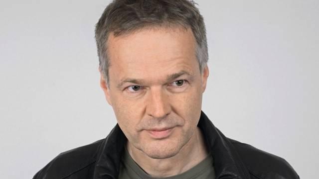 Der Österreicher Wolf Haas erhält den Bremer Literaturpreis 2013 (Bild: Klaus Fritsch)
