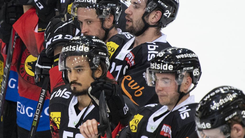 Vierte Niederlage in Serie für Meister Bern