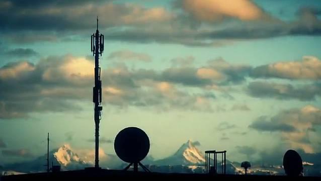 Die Swisscom baut die Infrastruktur für die moderne Mobilfunktechnologie auch im Aargau rasch aus. – Foto: pd