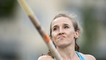 Konnte in Luzern bei schwierigen Bedingungen nicht an ihre Leistung vom Wochenende anknüpfen: Nicole Büchler