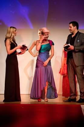 Stella Corvigno wurde vom Publikum zur Miss Sympathique gewählt