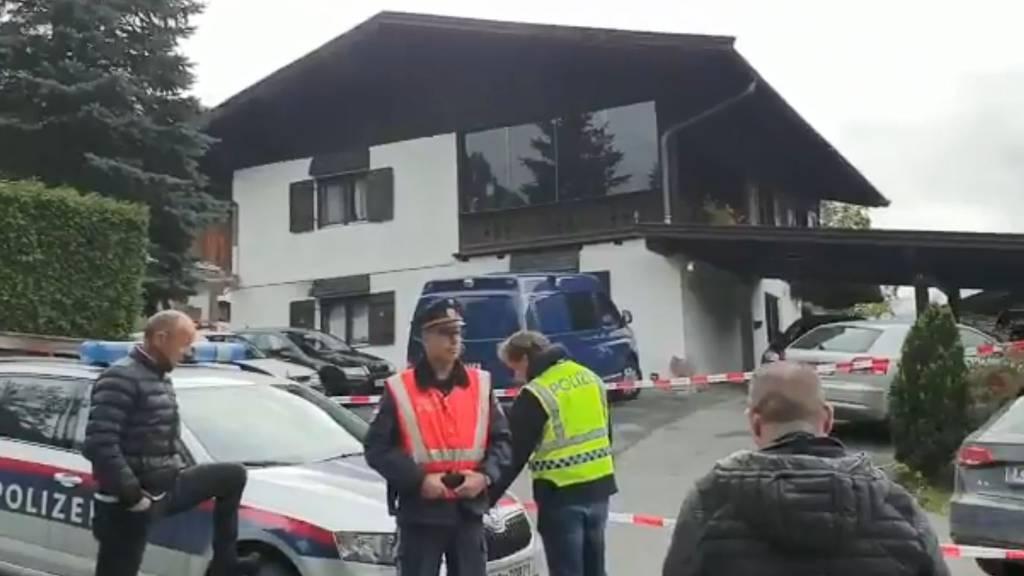 Blutbad in Kitzbühel mit fünf Toten