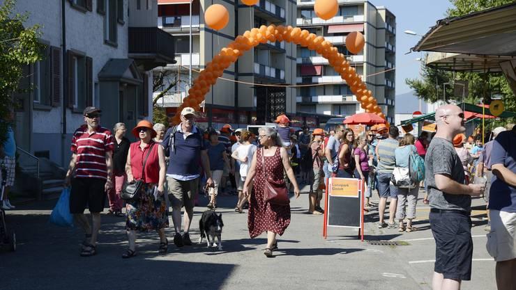 100 Jahre Regionalverkehr Bern-Solothurn: Das Fest in Solothurn