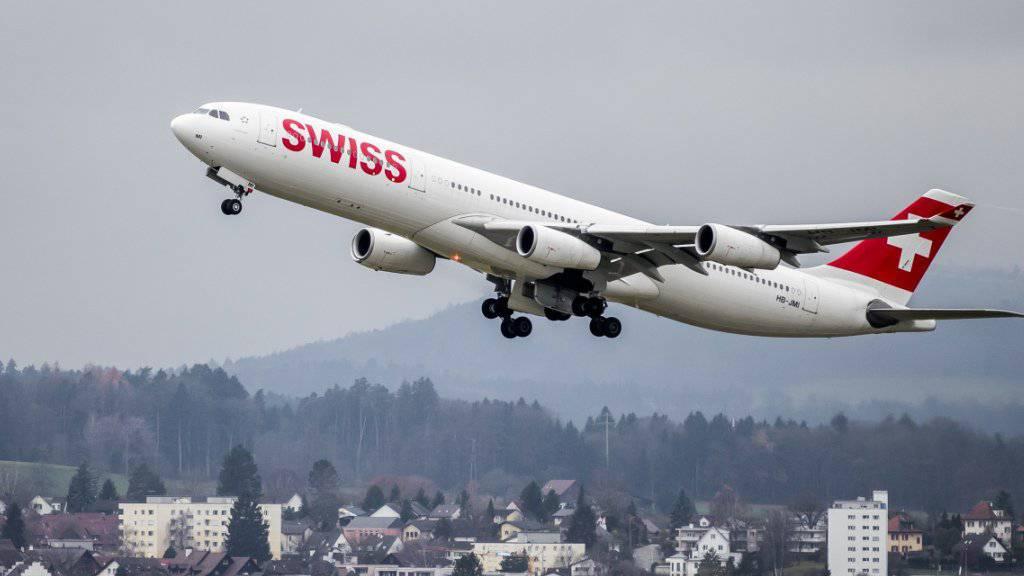 Immer mehr Schweizer wollen ohne schlechtes Gewissen fliegen