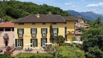Hotels im Tessin profitieren von der Krise. (Symbolbild)