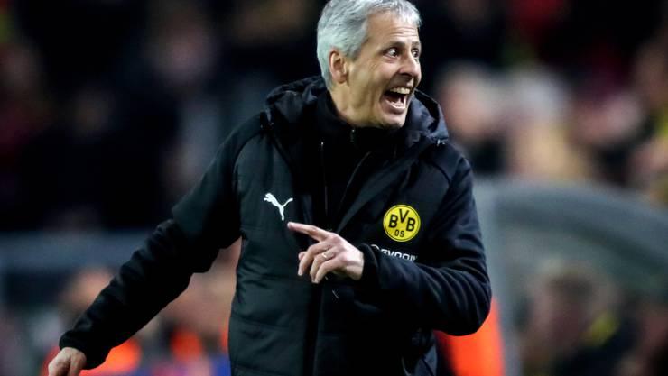 Lucien Favre: Führt er Borussia Dortmund mit seiner akribischen Arbeit zu einem Titel?