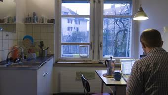 Deutschschweizer machen sich häufiger als Romands oder Tessiner auf Wohnungssuche, weil die Partnerschaft in die Brüche gegangen ist. (Archiv)