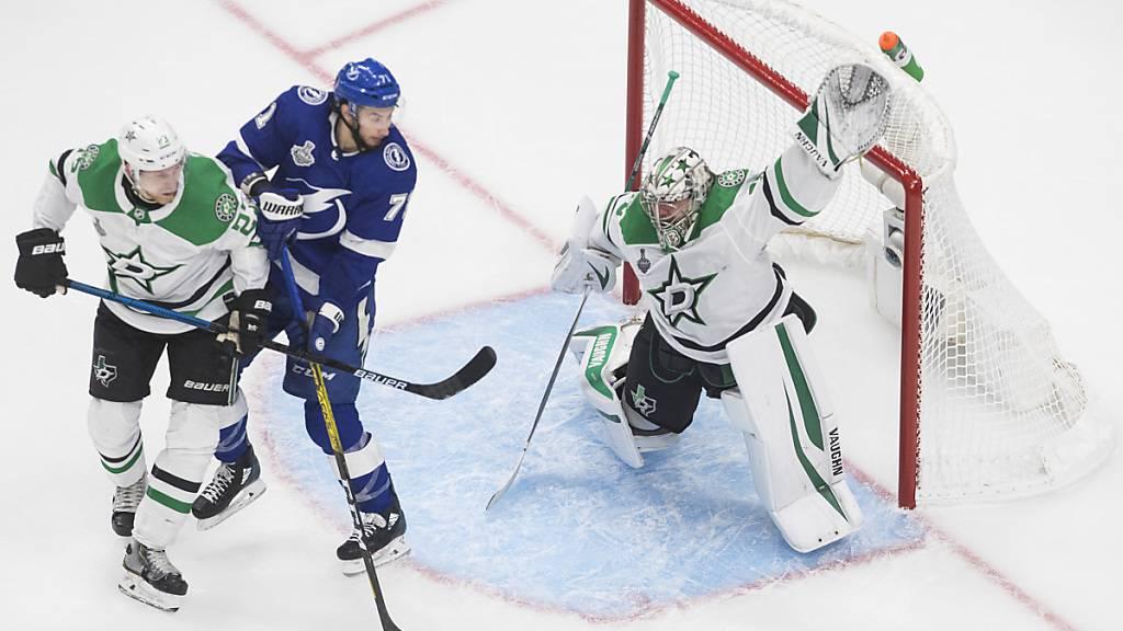 Dallas Stars starten mit Sieg in den Stanley-Cup-Final
