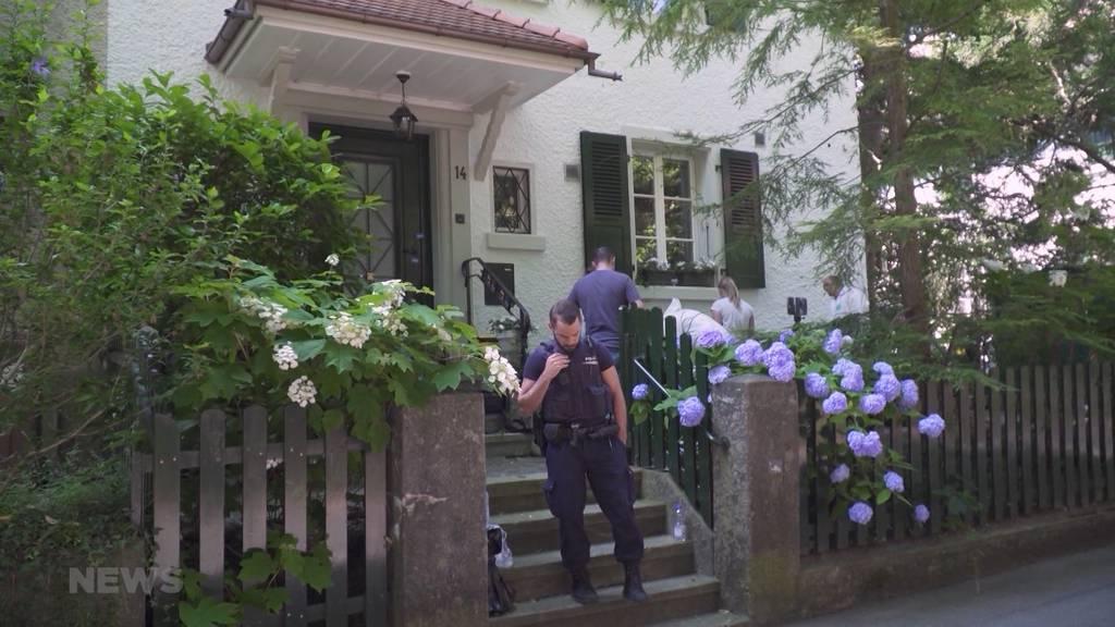 Tragödie Schosshalden-Quartier: Deshalb schoss die Polizei auf den Mann