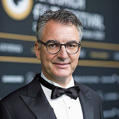 Christian Jungen, Direktor Zurich Film Festival