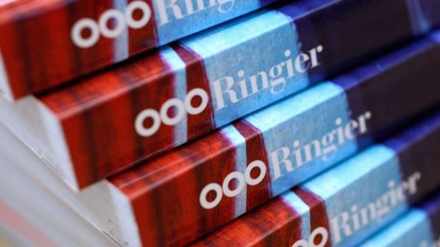Das Medienunternehmen Ringier wird von den Gewerkschaften angezeigt (Archiv).