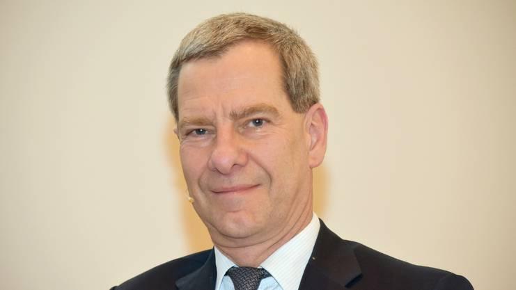 Manuel Leuthold ist Präsident von Compenswiss, dem Ausgleichsfonds AHV/IV/EO.