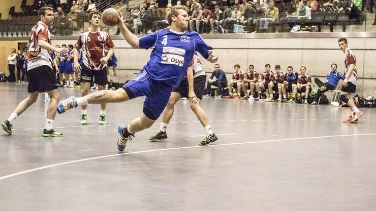 Dietikon-Urdorf kann bereits die vierte Partie in Folge gewinnen.