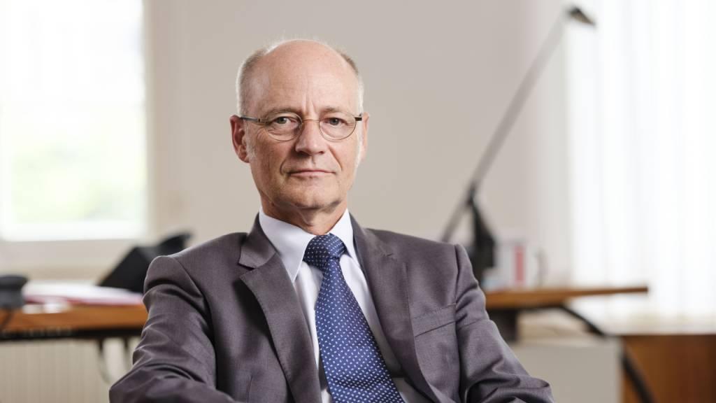 Der Berner Polizeikommandant Stefan Blättler ist neuer Bundesanwalt. Die Vereinigte Bundesversammlung hat ihn zum Nachfolger von Michael Lauber gewählt. (Archivbild)