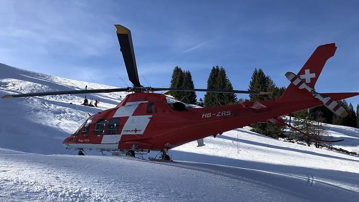 Die Helikopter der Rega flogen über das Osterwochenende gegen 190 Einsätze.