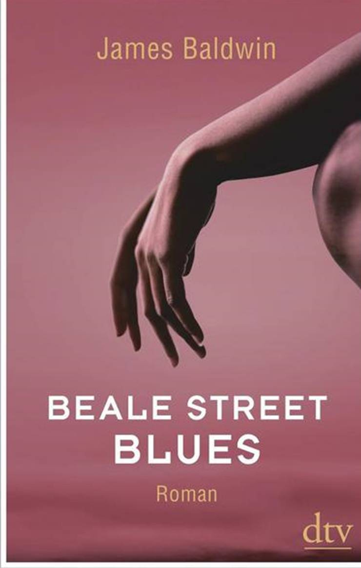 James Baldwin: «Beale Street Blues», dtv, 224 Seiten.