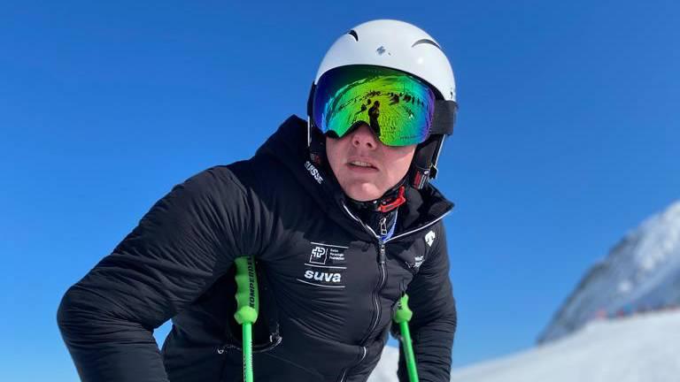 Ueli Rotach ski 2