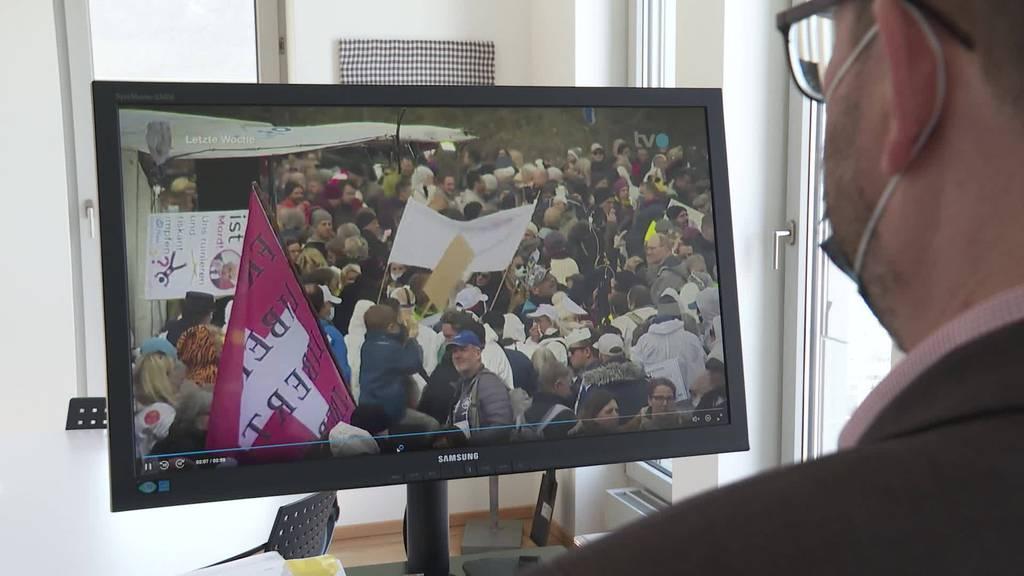 Absage: Rapperwil-Jona erlaubt Corona-Demo nicht
