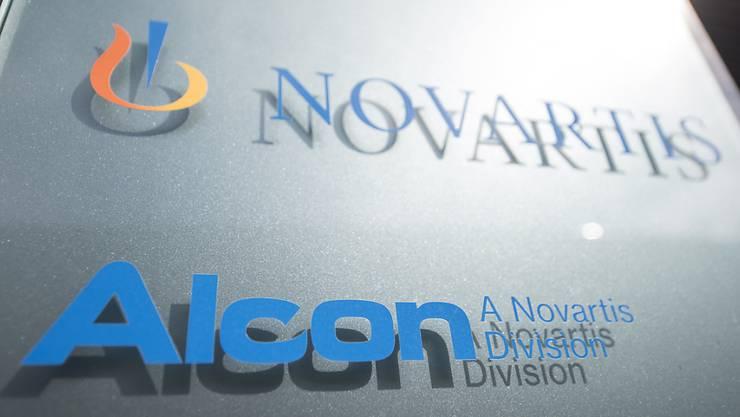 Die Novartis-Augenheiltochter Alcon peilt ab 2023 eine Marge im mittleren 20-Prozent-Bereich an.
