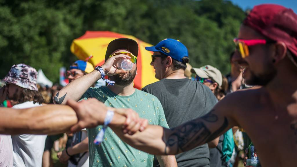 Private Ersatzfestivals: 29 Lärmklagen über das OASG-Wochenende