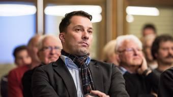 Martin Rüfenacht kam im Gemeinderat unter Beschuss.
