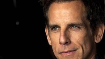 Wehe wenn er losgelassen: Mit seinen Kindern saut sich Schauspieler Ben Stiller gerne mal von oben bis unten mit Mehl ein - und auch in seinen Filmen ist er am liebsten die Spasskanone (Archiv).