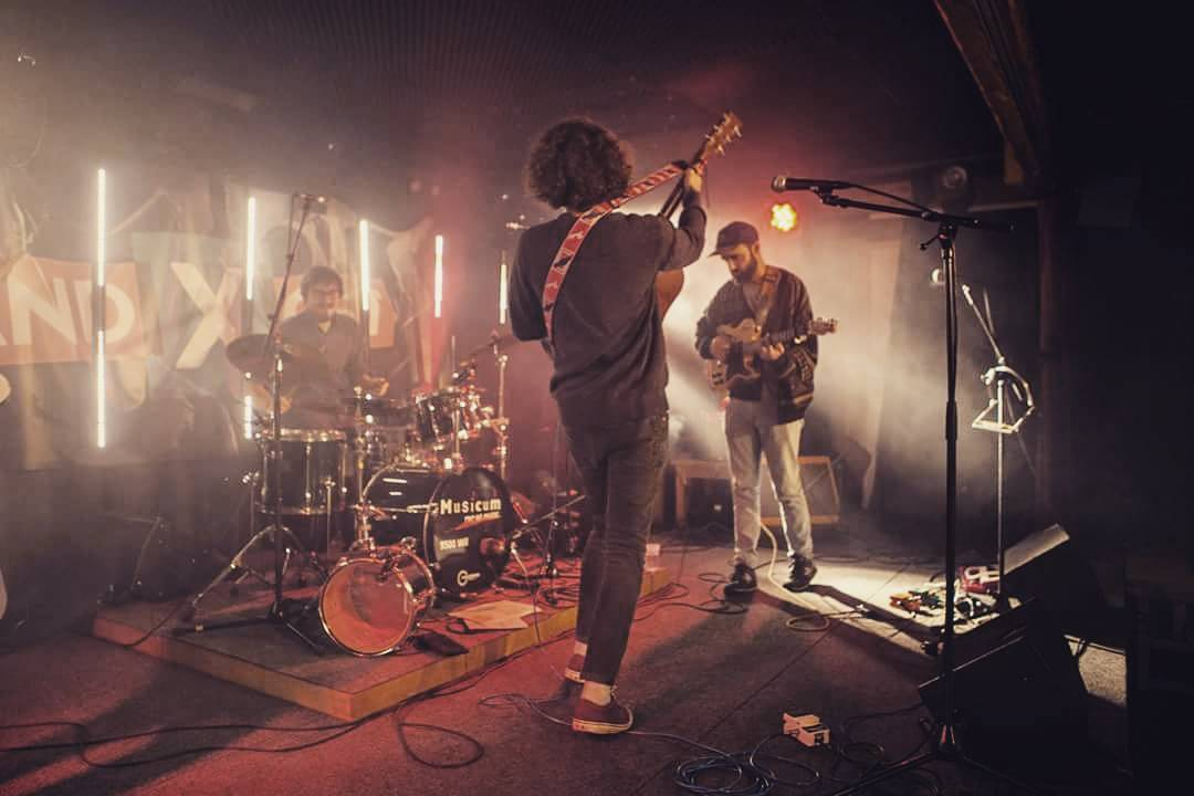 Die vierköpfige Band Kaufmann räumte 2017 den ersten Preis beim «bandXost» ab. (Bild: Instagram/kaufmann_musik)