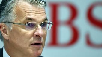 UBS-Chef Sergio Ermotti übt in einer internen Mitteilung an die Mitarbeitenden scharfe Kritik am Urteil eines Pariser Gerichts vom Mittwoch. (Archivbild)