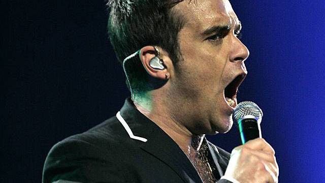 Robbie Williams ist zurück auf der Bühne (Archiv)